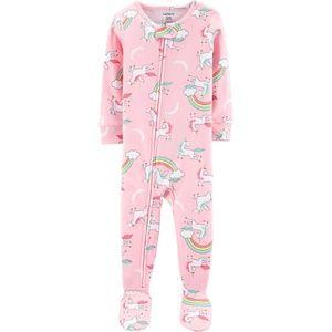 ... NWT  Carter s Unicorns   Rainbows Footie Pajamas ... 487a89445